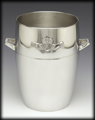 Mullingar Pewter Champagne or White Wine Ice Bucket