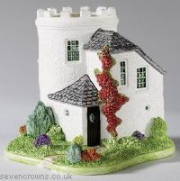 The Round House, Monmouth miniature cottage